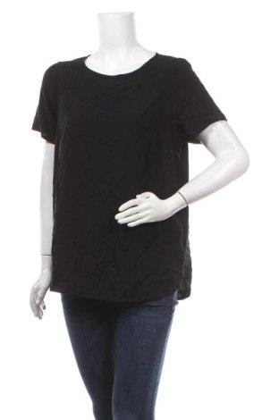 Дамска блуза, Размер L, Цвят Черен, Цена 21,00лв.