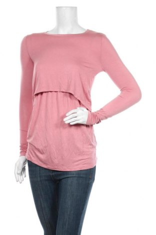Дамска блуза Cotton On, Размер XS, Цвят Пепел от рози, 95% вискоза, 5% еластан, Цена 29,25лв.