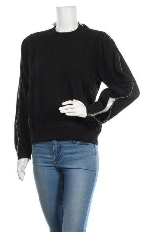 Bluză de femei Diesel, Mărime XS, Culoare Negru, Bumbac, Preț 392,27 Lei