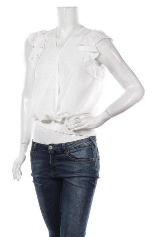 Дамска блуза Dorothy Perkins, Размер M, Цвят Бял, Полиестер, Цена 29,25лв.