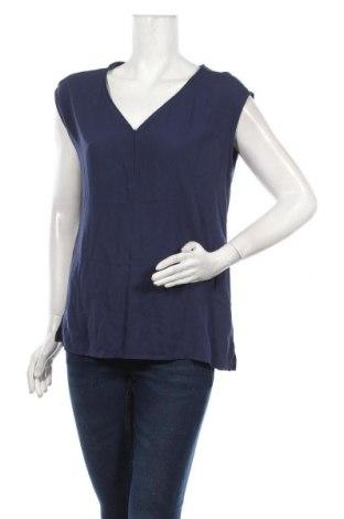 Дамска блуза Esprit, Размер M, Цвят Син, Вискоза, Цена 42,00лв.
