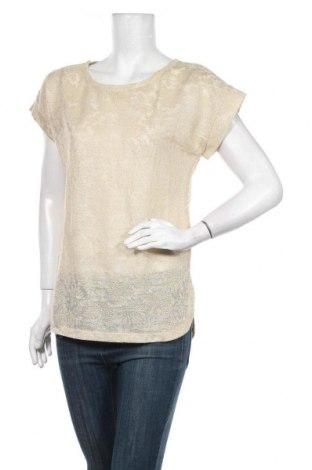 Дамска блуза Mango, Размер S, Цвят Бежов, Цена 29,25лв.