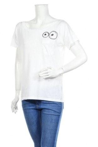 Γυναικεία μπλούζα Marc By Marc Jacobs, Μέγεθος S, Χρώμα Λευκό, Βαμβάκι, Τιμή 23,66€