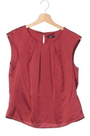 Dámská halenka Montego, Velikost XS, Barva Červená, 96% polyester, 4% elastan, Cena  328,00Kč