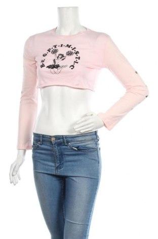Bluză de femei NEW girl ORDER, Mărime S, Culoare Roz, Bumbac, Preț 14,63 Lei