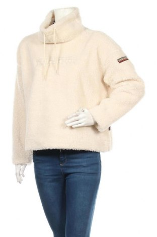 Дамска блуза Napapijri, Размер S, Цвят Бял, Полиестер, Цена 104,25лв.