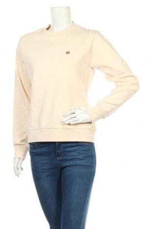 Дамска блуза Napapijri, Размер S, Цвят Бежов, Цена 111,75лв.