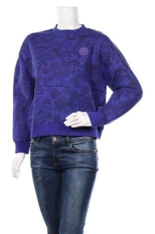 Дамска блуза Napapijri, Размер S, Цвят Лилав, 85% памук, 15% полиестер, Цена 111,75лв.