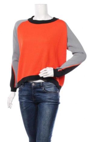 Дамска блуза Napapijri, Размер S, Цвят Оранжев, 92% полиестер, 7% полиамид, 1% еластан, Цена 111,75лв.