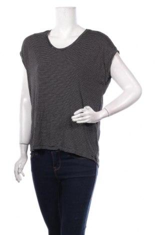Дамска блуза ONLY, Размер XL, Цвят Черен, 95% вискоза, 5% еластан, Цена 33,00лв.