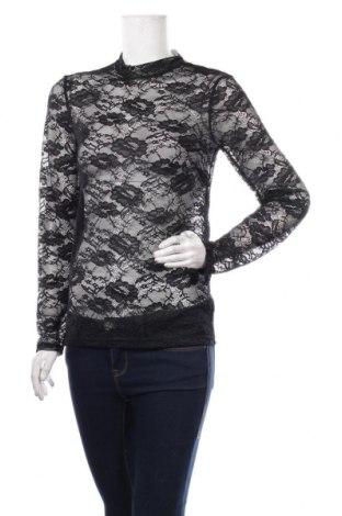 Bluză de femei Saint Tropez, Mărime S, Culoare Negru, 90% poliamidă, 10% elastan, Preț 16,94 Lei