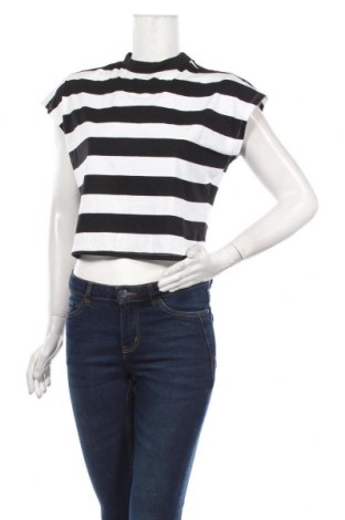 Дамска блуза Urban Classics, Размер S, Цвят Черен, Памук, Цена 27,00лв.