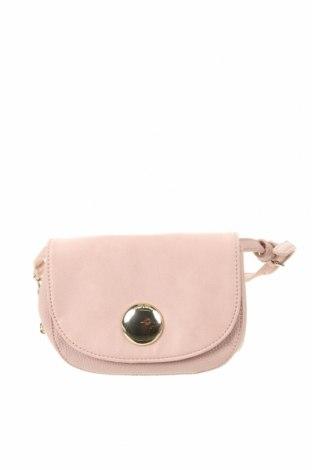 Geantă de femei Zara, Culoare Roz, Piele ecologică, textil, Preț 97,04 Lei