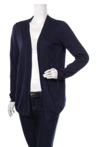 Cardigan de damă Esprit, Mărime S, Culoare Albastru, 65% poliester, 35% viscoză, Preț 21,52 Lei