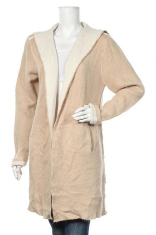Дамска жилетка Suzy Shier, Размер XL, Цвят Бежов, 97% акрил, 3% полиамид, Цена 29,40лв.