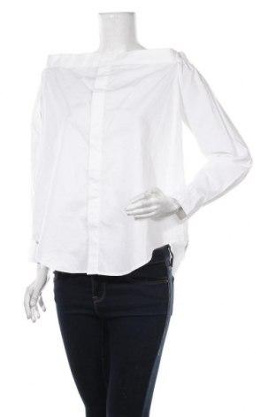 Γυναικείο πουκάμισο, Μέγεθος M, Χρώμα Λευκό, Τιμή 8,35€