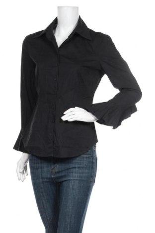 Dámská košile  Armani Jeans, Velikost XL, Barva Černá, 60% bavlna, 40% polyester, Cena  909,00Kč