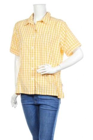 Дамска риза The North Face, Размер XL, Цвят Многоцветен, 58% полиамид, 42% полиестер, Цена 39,75лв.