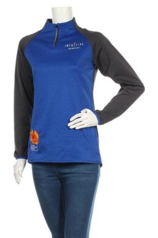 Дамска спортна блуза Augusta, Размер S, Цвят Син, Полиестер, Цена 13,39лв.