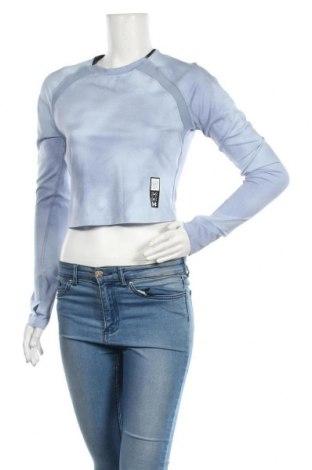 Дамска спортна блуза Under Armour, Размер M, Цвят Син, Цена 61,50лв.