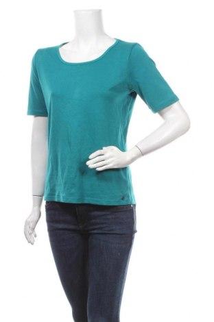 Дамска тениска Cecil, Размер M, Цвят Зелен, Цена 16,50лв.