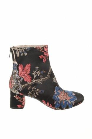 Γυναικεία μποτάκια Zara, Μέγεθος 37, Χρώμα Πολύχρωμο, Κλωστοϋφαντουργικά προϊόντα, Τιμή 30,54€