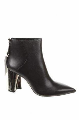 Dámské boty  Zara, Velikost 37, Barva Černá, Pravá kůže, Cena  804,00Kč