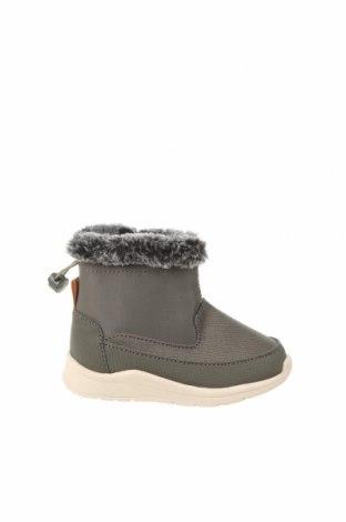 Dětské boty  Zara, Velikost 21, Barva Zelená, Textile , Eko kůže, Cena  530,00Kč