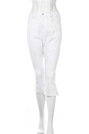 Дамски дънки, Размер XL, Цвят Бял, Цена 31,50лв.