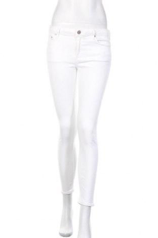 Dámské džíny  Acne Studios, Velikost M, Barva Bílá, 92% bavlna, 6% polyester, 2% elastan, Cena  1148,00Kč