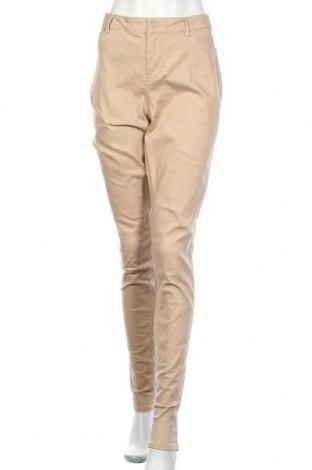 Dámské džíny  Vero Moda, Velikost XL, Barva Béžová, 82% bavlna, 16% viskóza, 2% elastan, Cena  464,00Kč