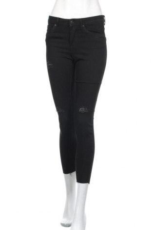 Дамски дънки Vero Moda, Размер S, Цвят Черен, 38% полиестер, 36% памук, 23% вискоза, 3% еластан, Цена 49,50лв.