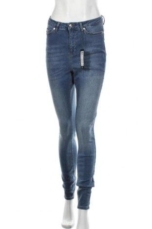 Blugi de femei Vero Moda, Mărime M, Culoare Albastru, 98% bumbac, 2% elastan, Preț 124,74 Lei