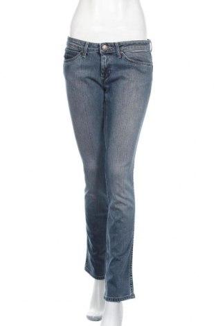 Dámské džíny  Wrangler, Velikost M, Barva Modrá, 98% bavlna, 2% elastan, Cena  574,00Kč