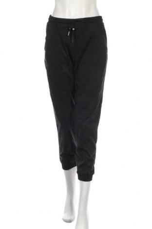 Blugi de femei Zara, Mărime L, Culoare Negru, 55% lyocell, 42% bumbac, 3% elastan, Preț 126,15 Lei