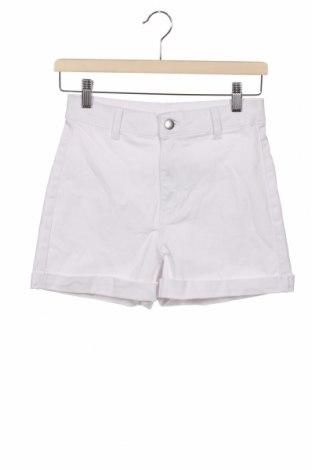Pantaloni scurți de femei, Mărime XS, Culoare Alb, Preț 75,00 Lei