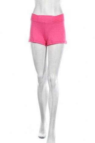 Дамски къс панталон Champion, Размер XL, Цвят Розов, Памук, Цена 36,75лв.