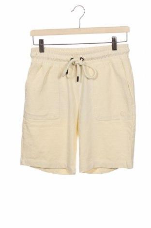 Pantaloni scurți de femei Criminal Damage, Mărime XS, Culoare Galben, Bumbac, Preț 106,58 Lei