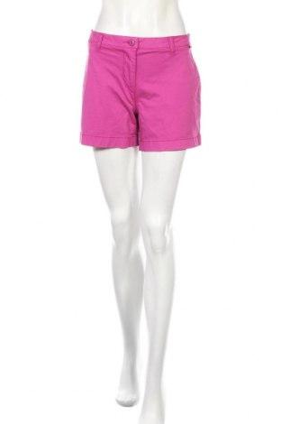 Pantaloni scurți de femei Napapijri, Mărime M, Culoare Roz, 98% bumbac, 2% elastan, Preț 187,90 Lei