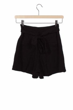 Pantaloni scurți de femei Vero Moda, Mărime XS, Culoare Negru, 100% tescel, Preț 106,58 Lei