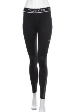 Дамски клин Calvin Klein, Размер S, Цвят Черен, 88% полиестер, 12% еластан, Цена 69,00лв.