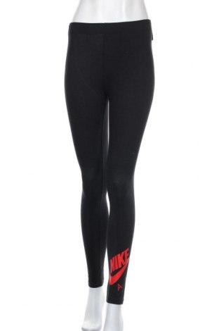 Дамски клин Nike, Размер XL, Цвят Черен, 92% памук, 8% еластан, Цена 74,25лв.