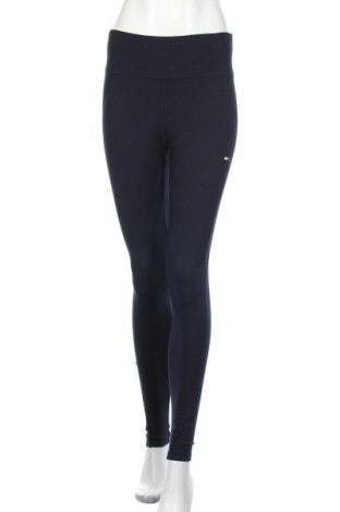 Γυναικείο κολάν Tommy Hilfiger, Μέγεθος S, Χρώμα Μπλέ, 74% πολυεστέρας, 26% ελαστάνη, Τιμή 39,44€