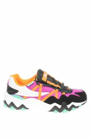 Γυναικεία παπούτσια Fila, Μέγεθος 41, Χρώμα Πολύχρωμο, Κλωστοϋφαντουργικά προϊόντα, δερματίνη, φυσικό σουέτ, Τιμή 35,24€