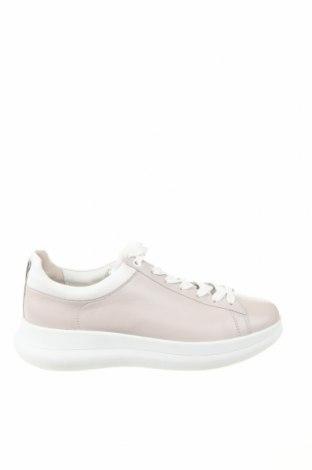Γυναικεία παπούτσια Hogl, Μέγεθος 39, Χρώμα Λευκό, Γνήσιο δέρμα, Τιμή 92,40€