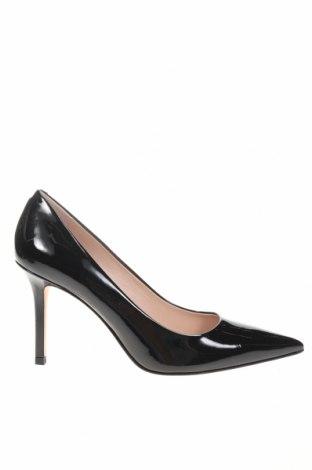 Γυναικεία παπούτσια Hugo Boss, Μέγεθος 38, Χρώμα Μαύρο, Γνήσιο δέρμα, Τιμή 165,85€