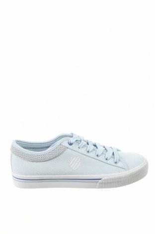Дамски обувки K.Swiss, Размер 40, Цвят Син, Текстил, Цена 36,49лв.