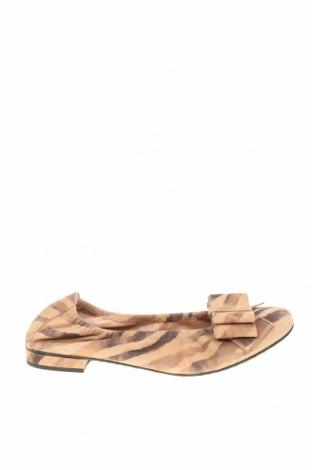 Дамски обувки Kennel & Schmenger, Размер 40, Цвят Многоцветен, Естествен велур, Цена 171,75лв.