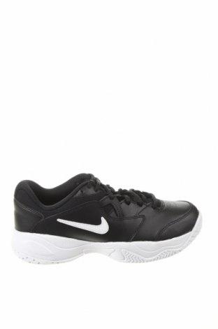 Дамски обувки Nike, Размер 38, Цвят Черен, Естествена кожа, текстил, Цена 134,25лв.