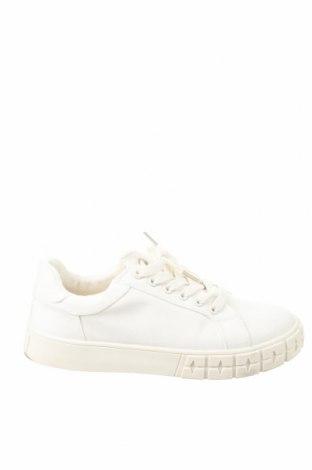 Γυναικεία παπούτσια Reserved, Μέγεθος 39, Χρώμα Λευκό, Κλωστοϋφαντουργικά προϊόντα, Τιμή 17,63€